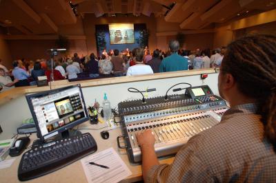 Por Que Multimídia Igreja Adore Slides