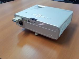 Projetor LG DS 125 Adore! Slides