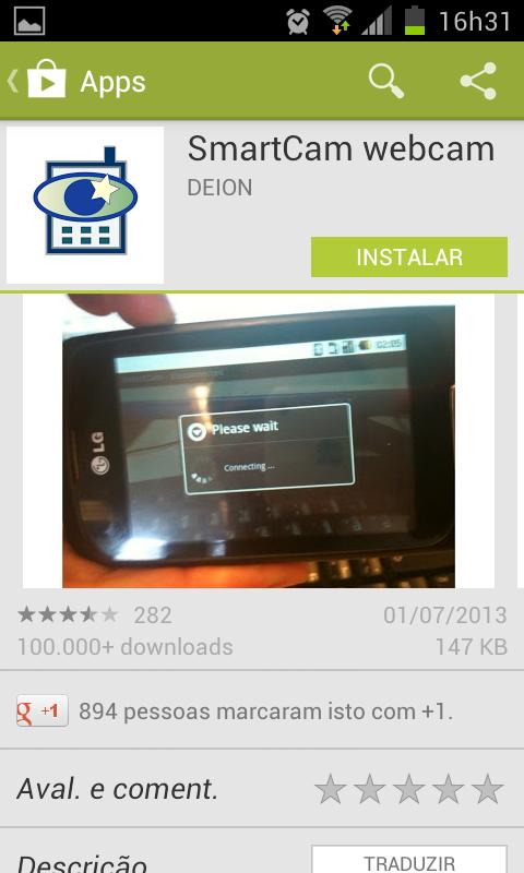 Instalar SmartCam2