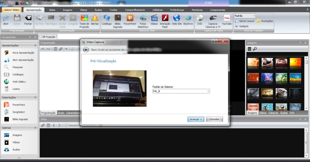 SmartCam Adore! Slides