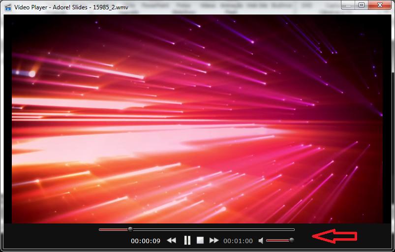 Vídeos Adore! Slides Projeção Data Show Igreja